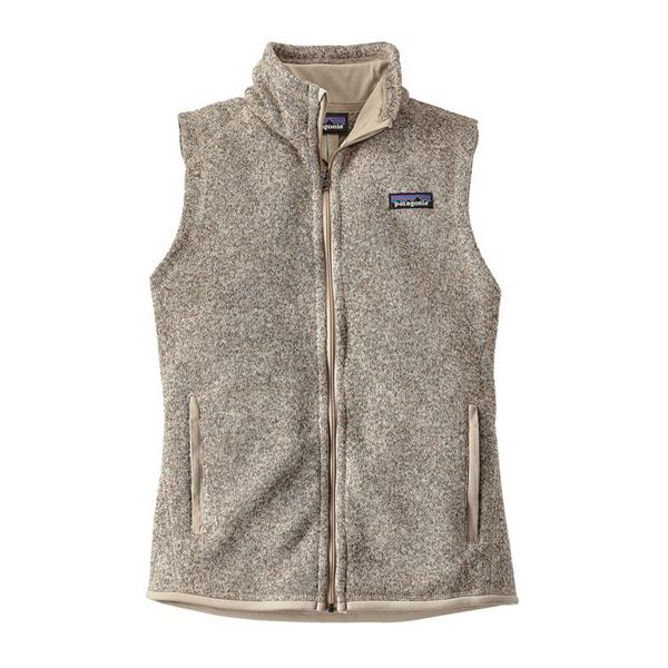 Patagonia Better Maglione - Gilet In Pile Donna Beige - Italia (71198914)