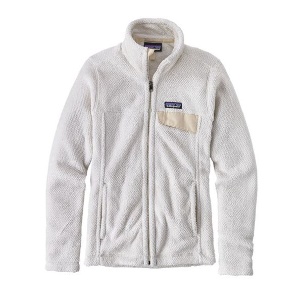 Patagonia Full Zip Re Tool - Giacche In Pile Donna Bianche - Italia (60601646)