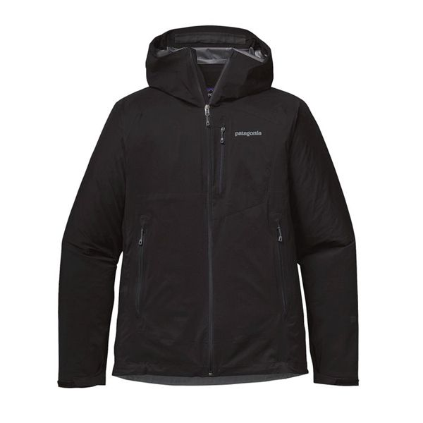 Patagonia Stretch Rainshadow - Giacche Hard Shell Uomo Nere - Italia (71322795)
